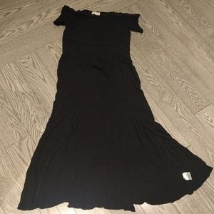 Black dress by Pink Rose